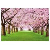 Great Art Cherry Tree Photo Wallpaper ñ Forest