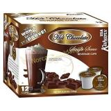 Dairy Free, Hot Chocolate Cups, Compatible with K