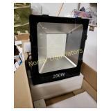 Lighting Ever 200w LED floodlight. Model