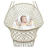 Sorbus Baby Crib Cradle, Hanging Bassinet and