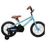 JOYSTAR Kids Bike 16 inch with DIY Sticker for
