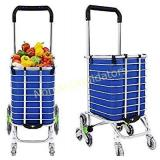 New Flyerstoy Folding Shopping Cart Grocery