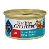 Case of 12- Blue Buffalo - Healthy Gourmet Canned