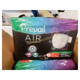 Prevail Air Briefs AIR-012 Size 1 Medium 26 to 48