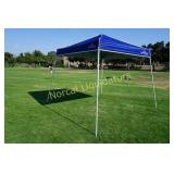 YOLI 10X 10 INSTANT CANOPY PREOWNED SIGNS OF