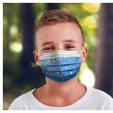 EZ Breezy Kids Disposable Face Masks (25 Pack)