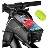ROCKBROS Bike Phone Bag Bike Pouch Top Tube Bag