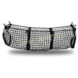 Heavy Duty Stretchable Black Mesh Net Cargo Trunk