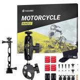 Insta360 Motorcycle Bundle - Complete Mounting