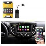 Vapeart Wired Carplay USB Dongle,Android Auto,