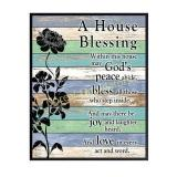 House Blessing - Religious Home Decor - Christian