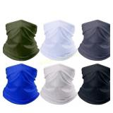 6 Pieces Neck Gaiters for Men/Women Reusable