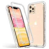 ULAK Compatible with iPhone 12 Pro Max Case Clear
