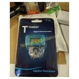TMETER DIGITAL AQUARIUM THERMOMETER NEW IN