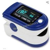 Easy@Home Fingertip Pulse Oximeter, Rotatable
