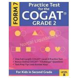 Practice Test for the CogAT Grade 2 Form 7 Level