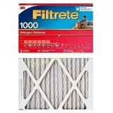 Filtrete 16x20x2, AC Furnace Air Filter, MPR