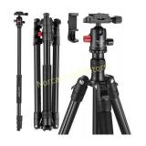 MACTREM Professional Camera Tripod with Phone
