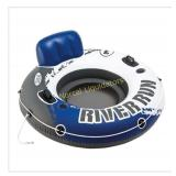 "Intex River Run Float 53"" deflated size appears"