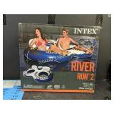 INTEX RIVER RUN 2 WITH CONNECT N FLOAT  LITTLE