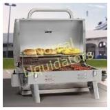 **Aussie 205 Stainless Steel Tabletop Gas Grill