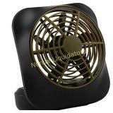 Treva 5-Inch Portable Volcano Fan. Preowned like