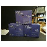 PLUM ORGANICS STAGE 2 BABY FOOD 18 POUCHES  6