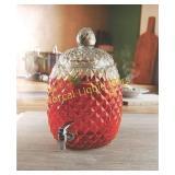 Circleware Sun Tea Jar Beverage Dispenser and