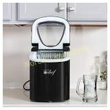 Deco Gear Electric Ice Maker Compact Top Load 26