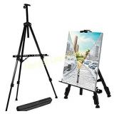 """T-Sign 66"""" Reinforced Artist Easel Stand, Extra"""
