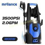 mrliance 3500PSI Electric Pressure Washer 2.0GPM