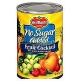 Del Monte Canned Fruit Cocktail, 14.5 Ounce (Pack