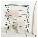 Honey-Can-Do Foldable Drying Rack, Metal NEW