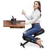 Himimi Ergonomic Kneeling Chair - Faux Leather -