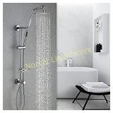 HOMELODY Shower Systems with Rain Shower and