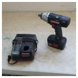 19.2v impact wrench and a charger