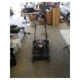 Craftsman 700 lawn mower.  It has compression we