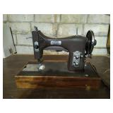 Vintage, Domestic Rotary brand sewing machine.