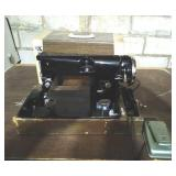 Vintage Special Deluxe model sewing machine with