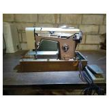 Emdeko Grand sewing machine. Appears to be from