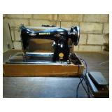 Brother brand empire model sewing machine. Serial