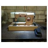 Nelco brand sewing machine. Zig-zag capable and