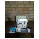 White brand model 510 sewing machine. Made in