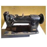 Singer 111w model sewing machine. Unit does not