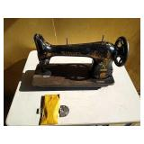 Singer 31-15 model sewing machine. Unit appears