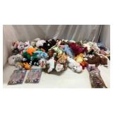 Collection of Ty Beanie Babies Q7A