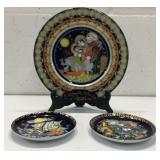 Vintage Rosenthal Collectible Plates K9C