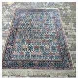 Karastan Stately Homes Floral Rug U7A