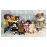Katrina Muraws Porcelain Dolls N12B