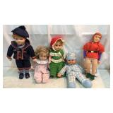 Vintage Dolls N9A